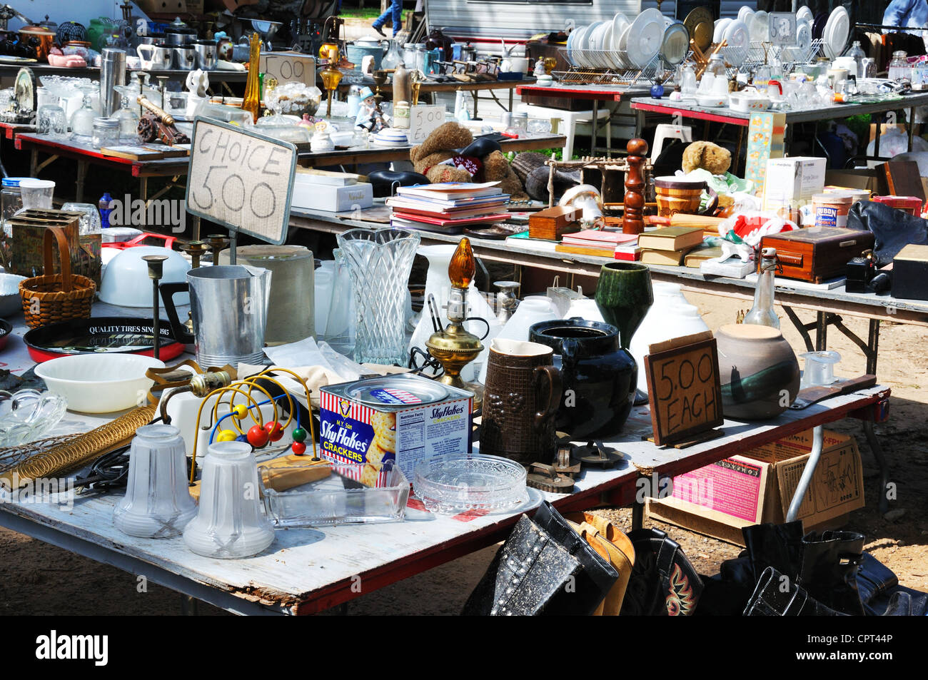 first monday trade days flea market in canton texas usa oldest stock photo royalty free. Black Bedroom Furniture Sets. Home Design Ideas