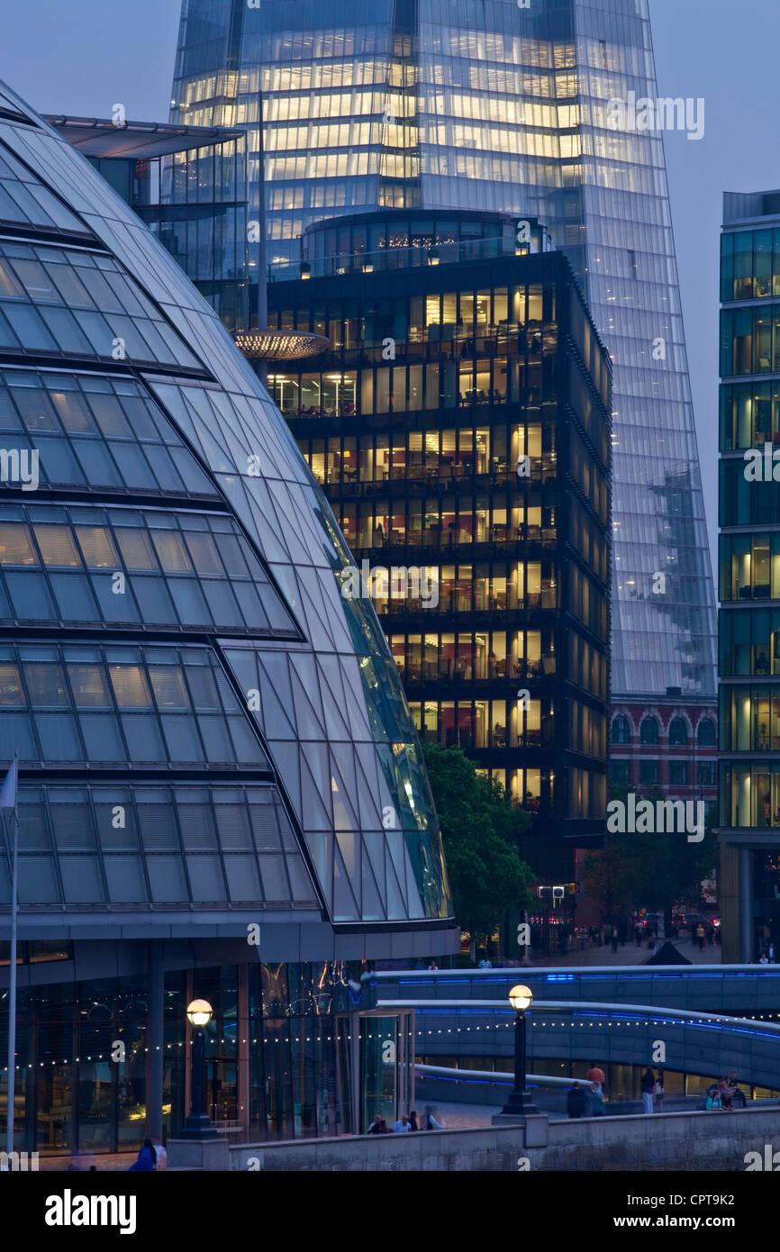Modern Architecture London England modern architecture, london, england stock photo, royalty free