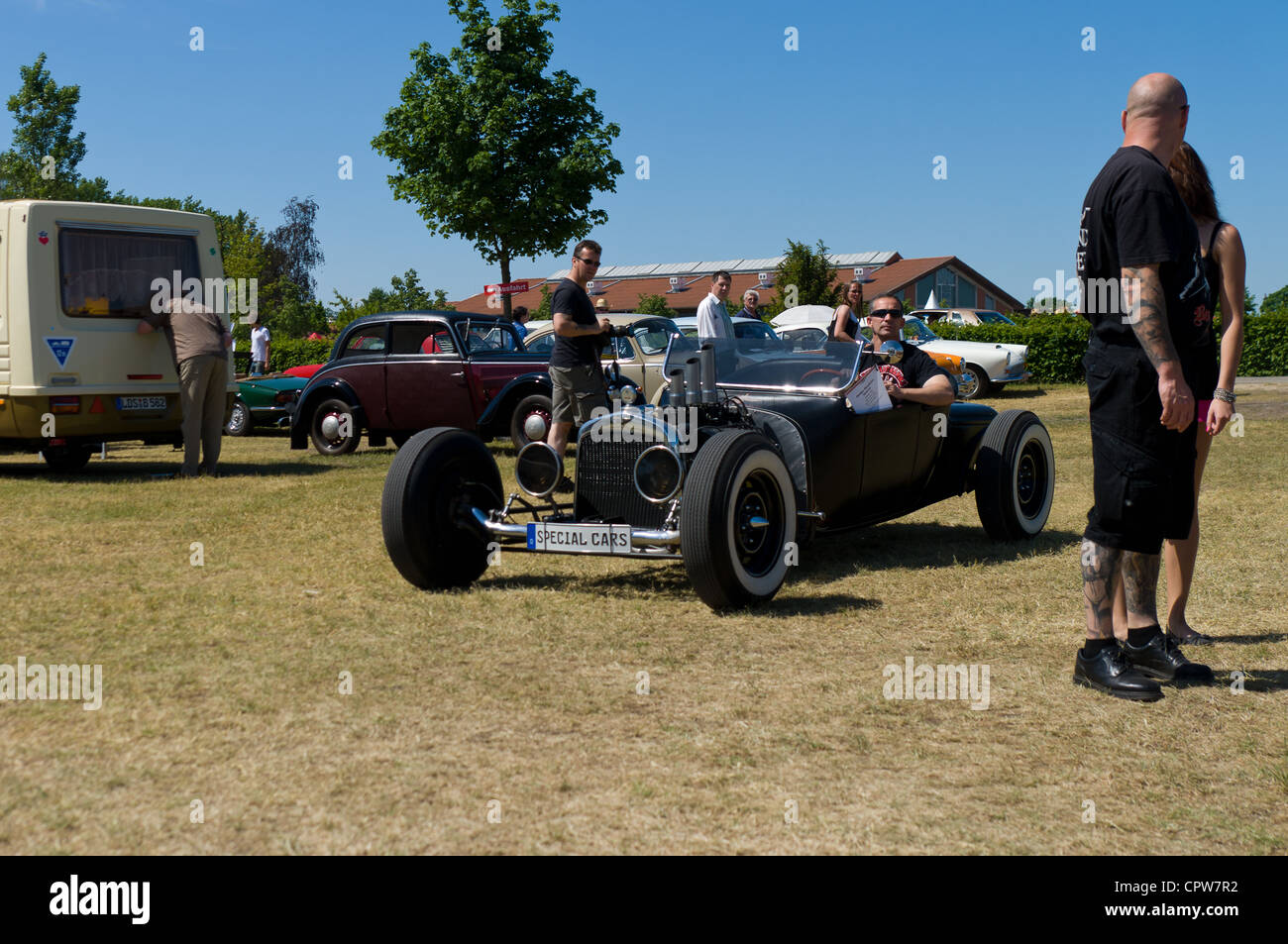 Cars Dodge Roaster Hot Road Stock Photo: 48498102 - Alamy