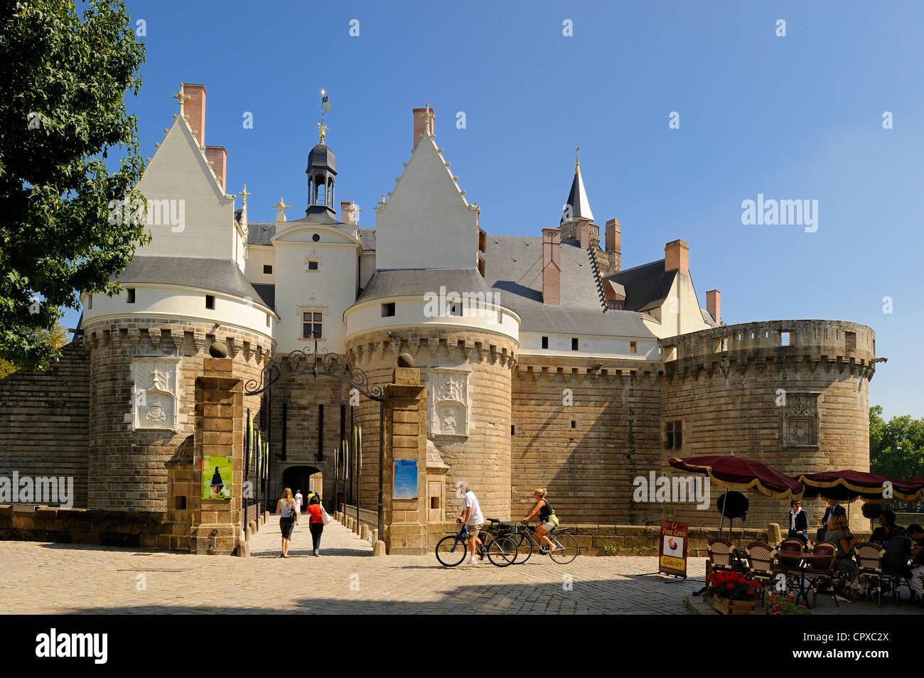 France loire atlantique nantes chateau des ducs de - Chambre des notaires de loire atlantique ...