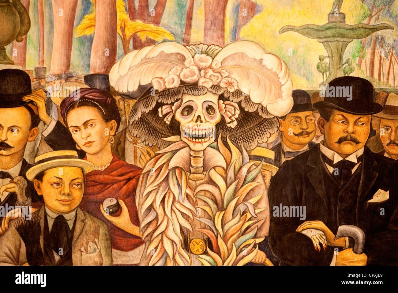 Diego rivera murals names images for El mural pelicula
