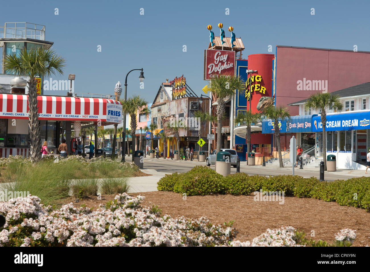 South Myrtle Beach Shopping