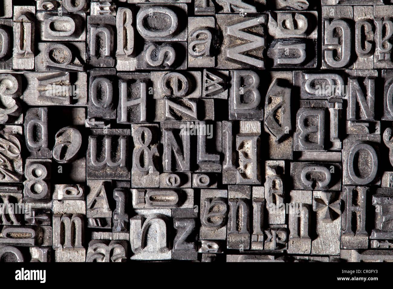 Letterpress Printing Stock Photos  Letterpress Printing Stock