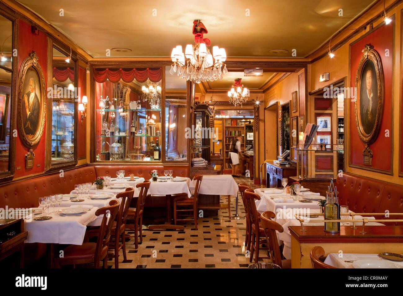 Restaurant Hotel Germain
