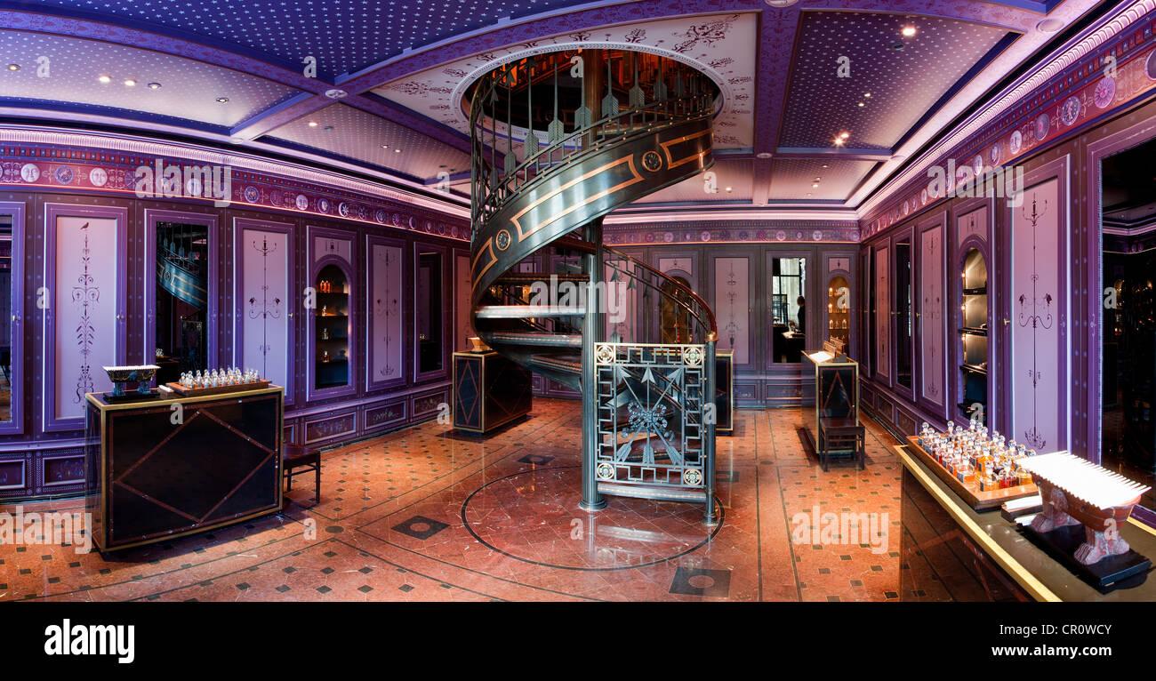 France paris salons of palais royal serge lutens perfumer stock photo royalty free image - Salon de the palais royal ...