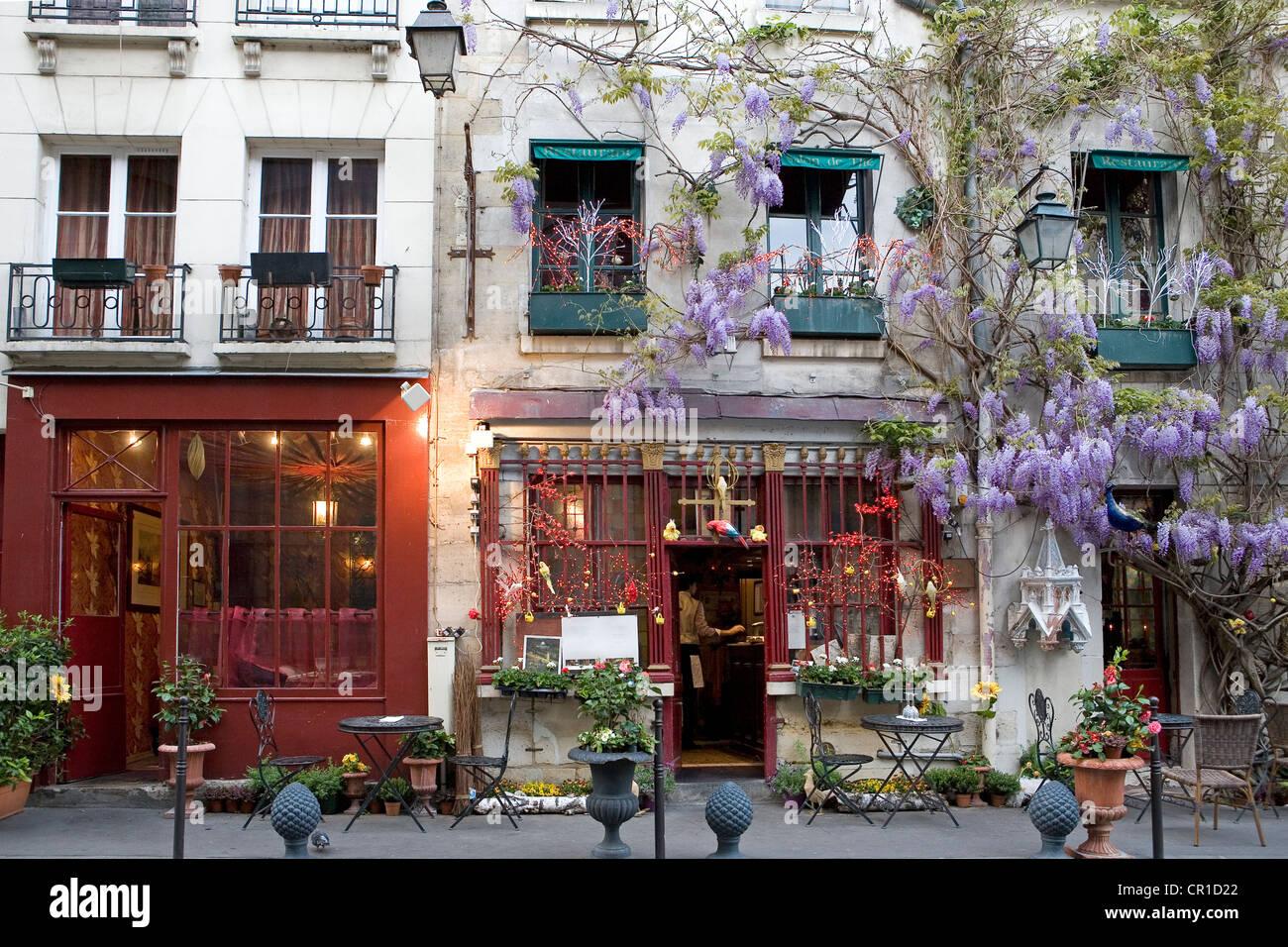 paris vieux historique appartment - photo #47