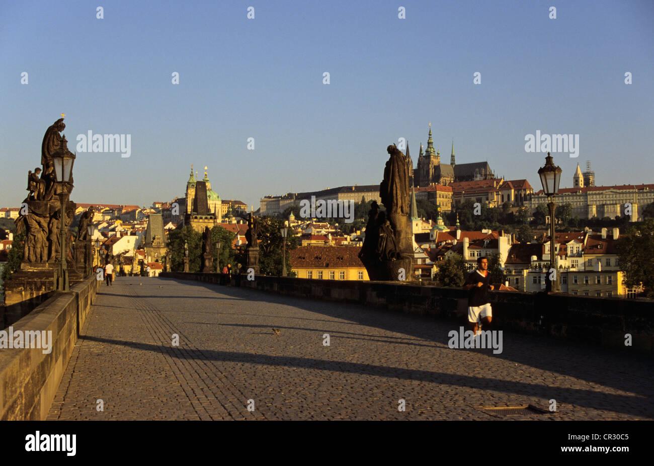 Czech republic central bohemian prague historical for Central prague