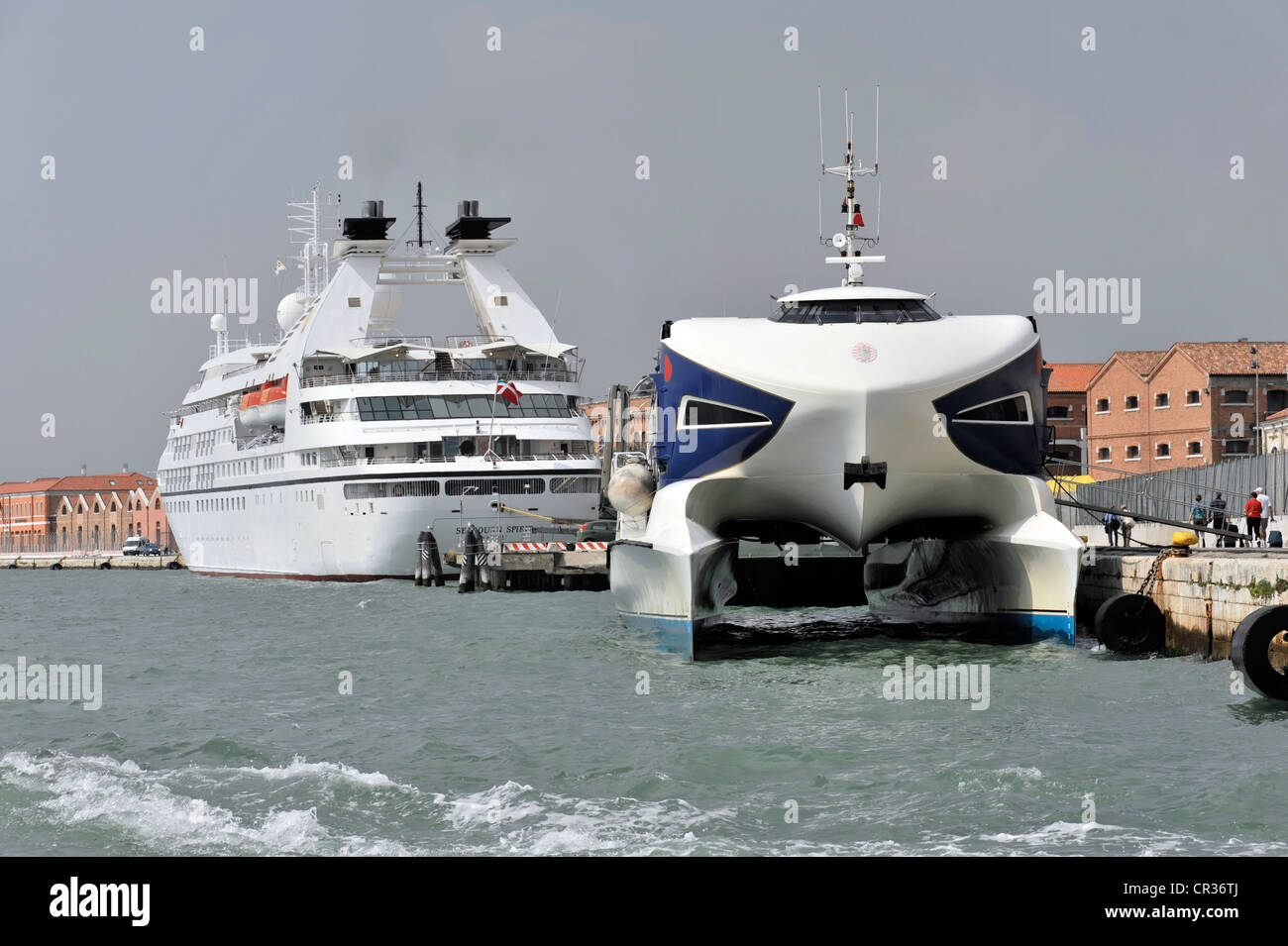 Adriatic Jet Speed Catamaran Metres Passengers And - Cruise ship speed