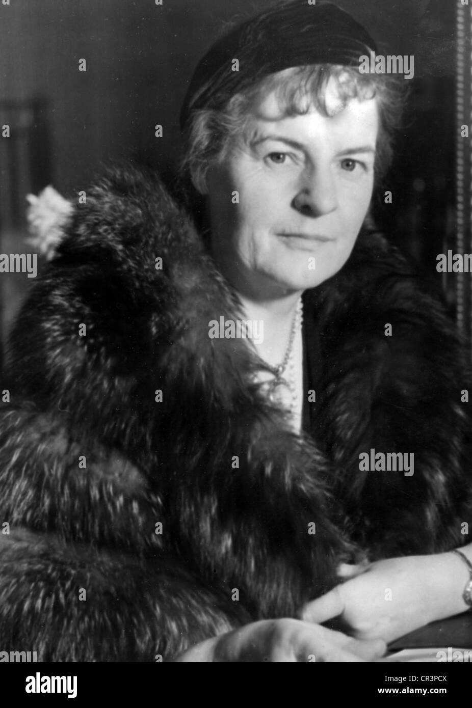 Marie Hamsun author