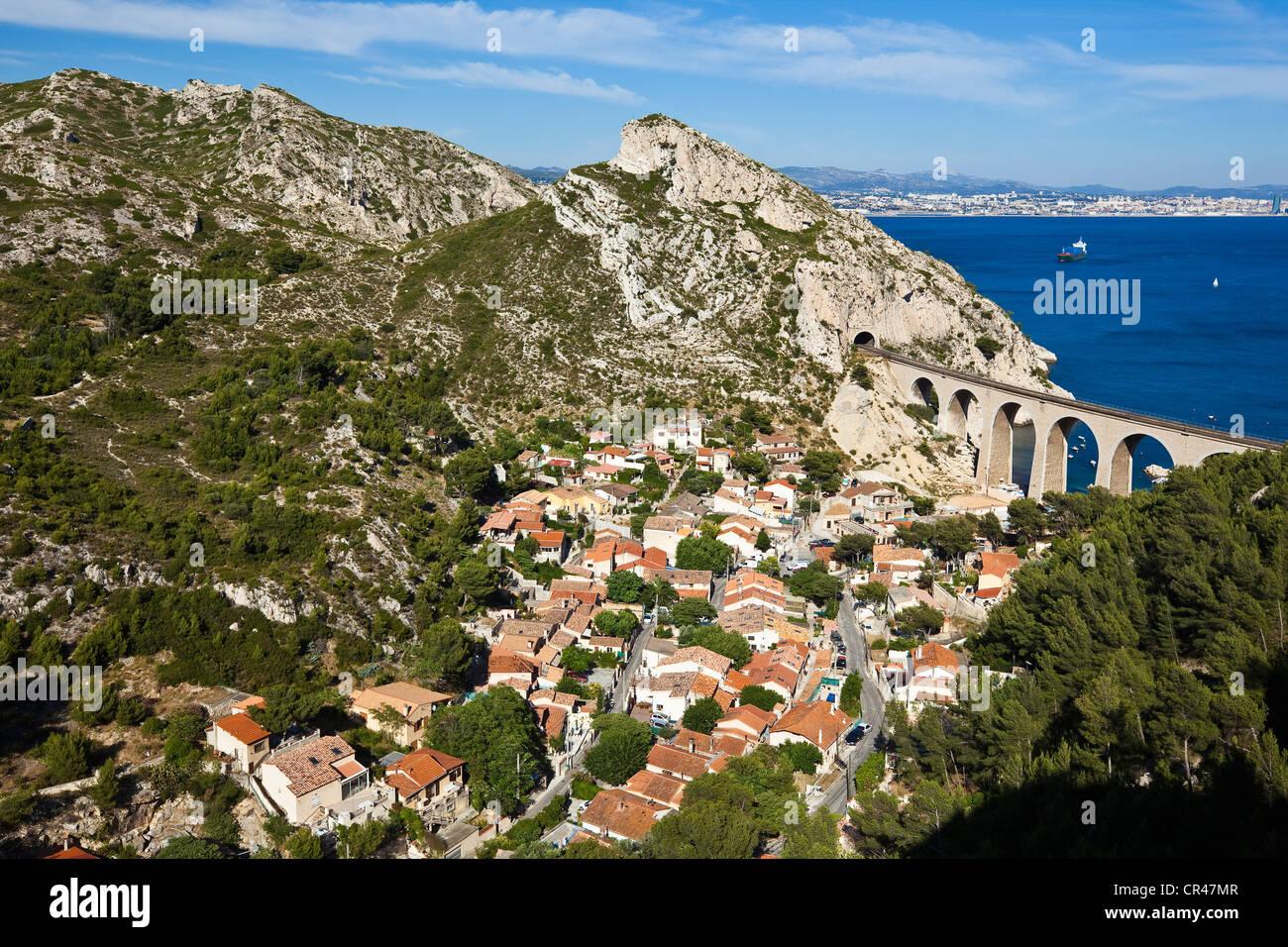 France bouches du rhone le rove cote bleue blue coast for Bouches rhone