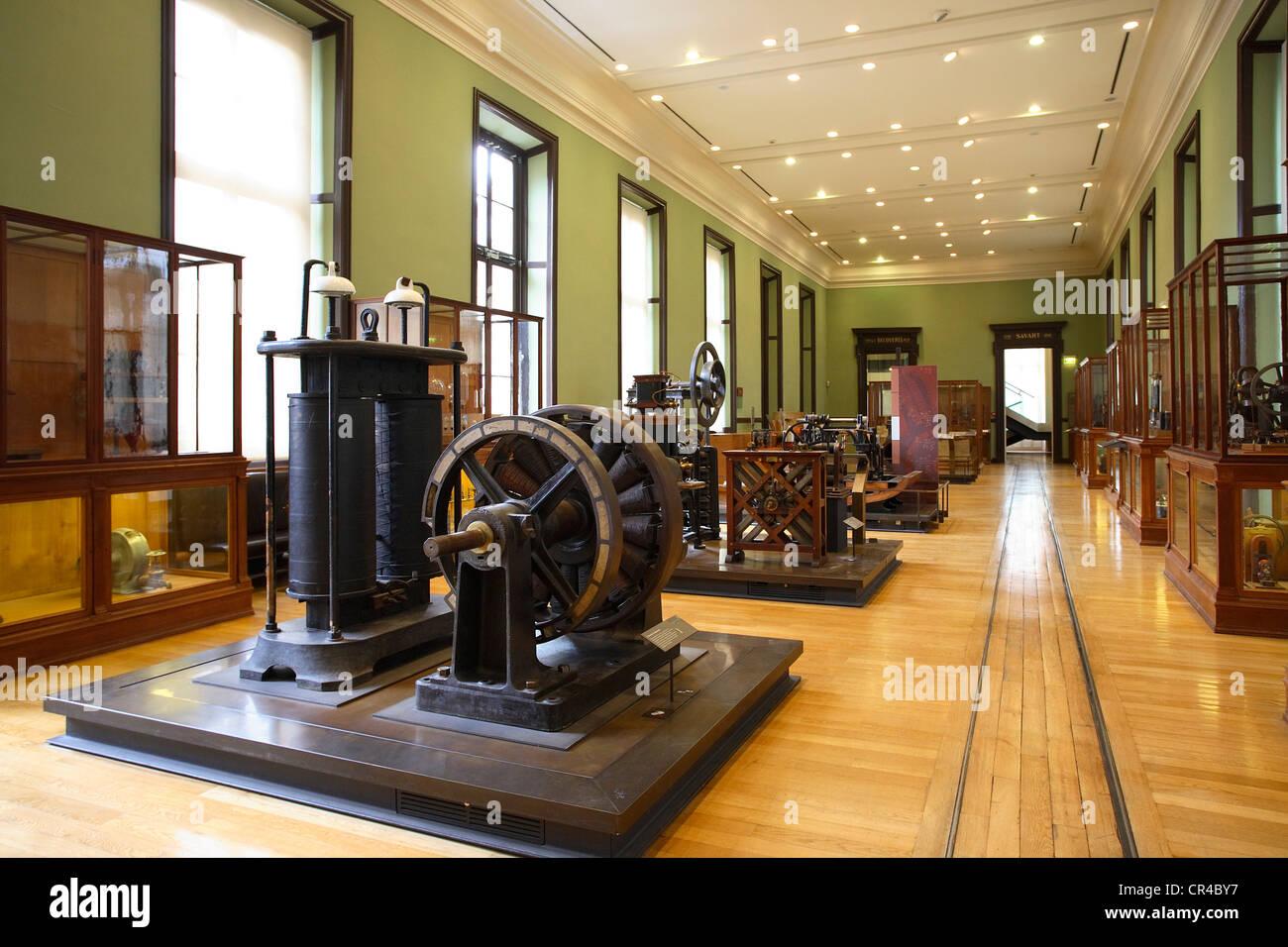 France paris musee des arts et metiers arts and crafts - Chambre de l artisanat et des metiers ...
