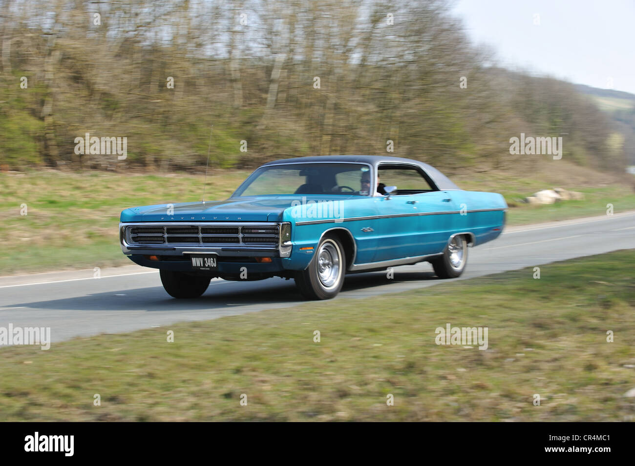 1971 Plymouth Sport Fury Full Size American Performance