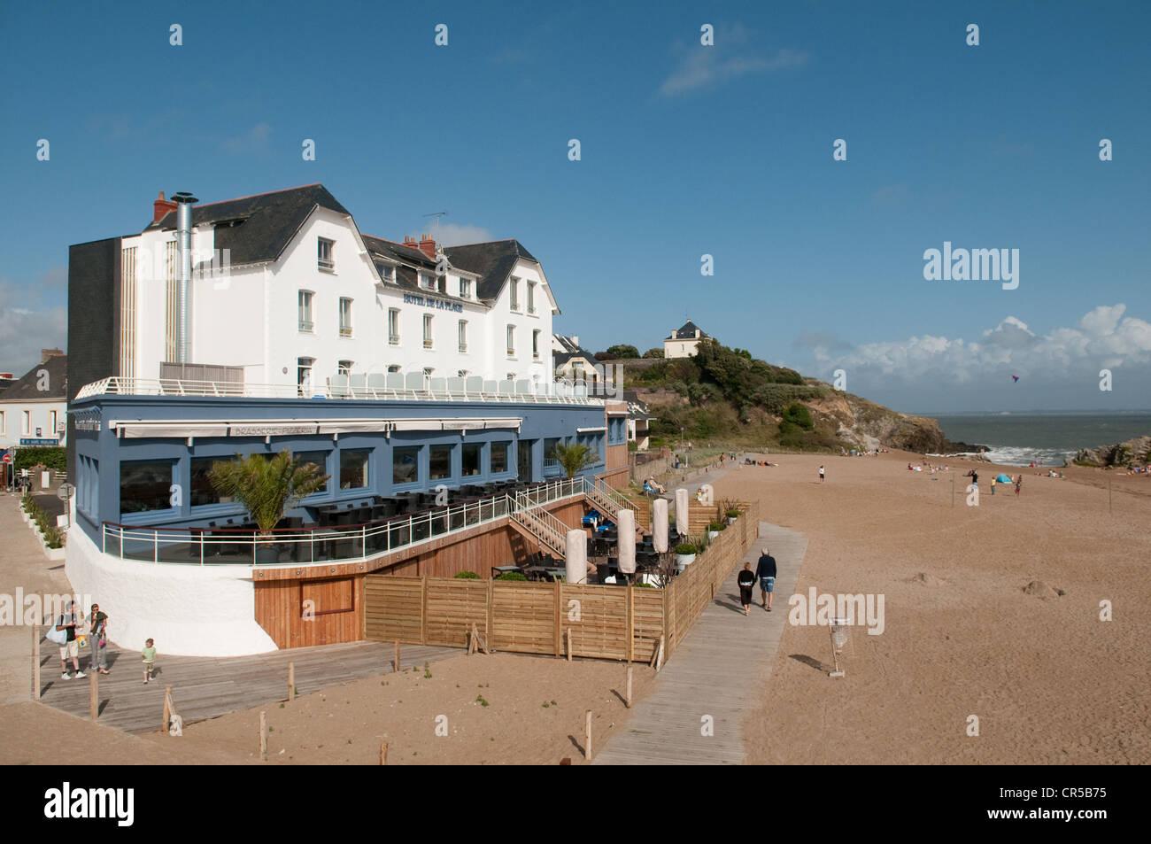 Hotel Saint Marc Sur Mer