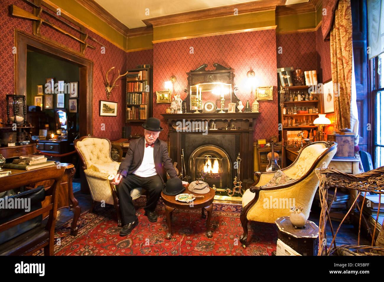 United Kingdom London Marylebone 221b Baker Street