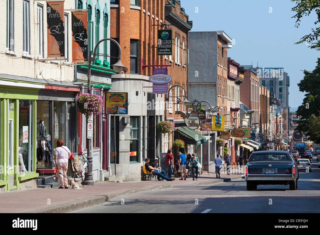 Hotel Quebec Rue St Jean