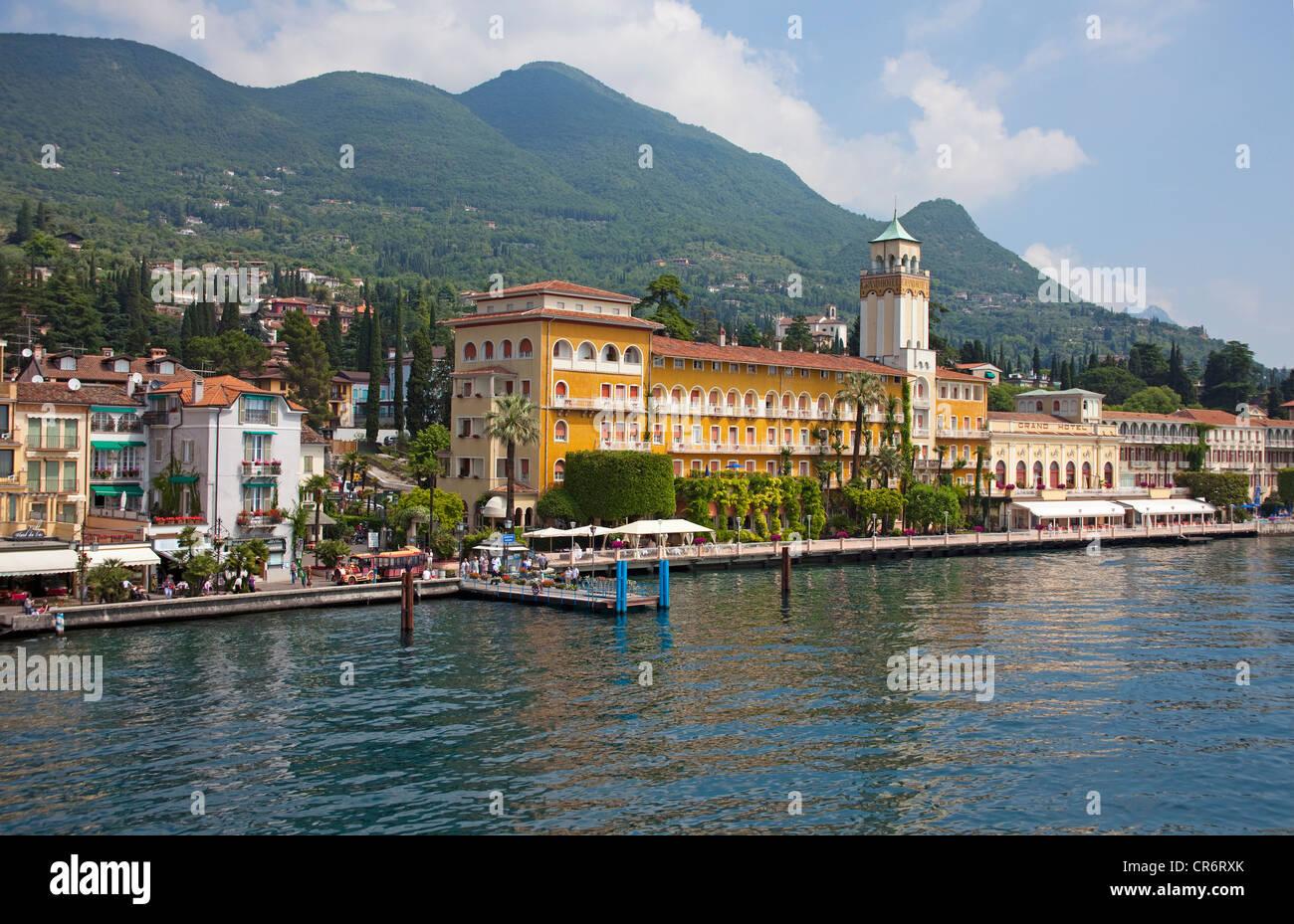 Grand Hotel Lake Garda Gardone Riviera