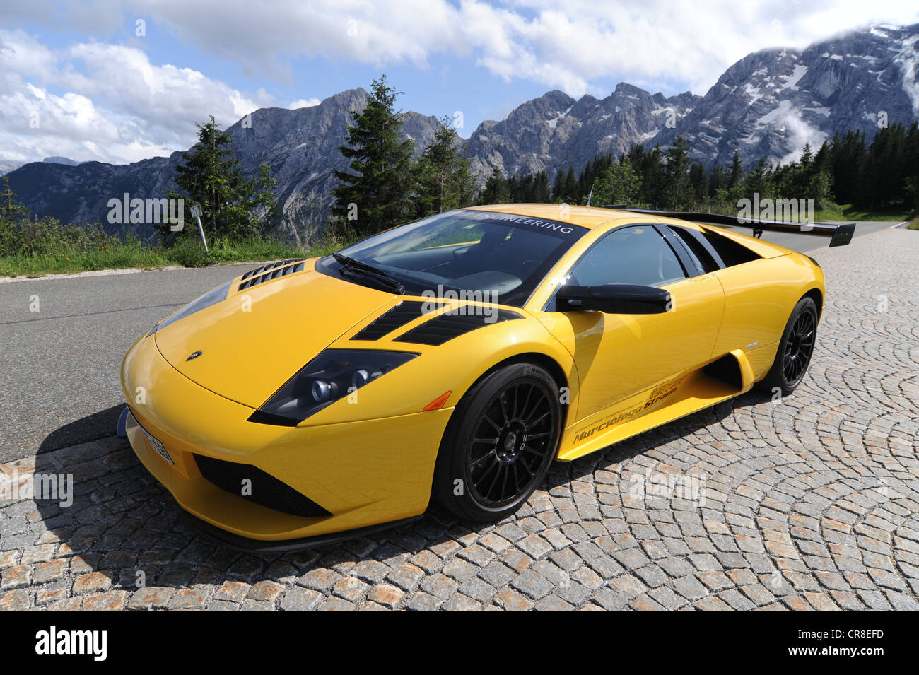 Reiter Lamborghini Murcielago Strada GT, Racing Car With Road Use  Homolgation, Bad Reichenhall,