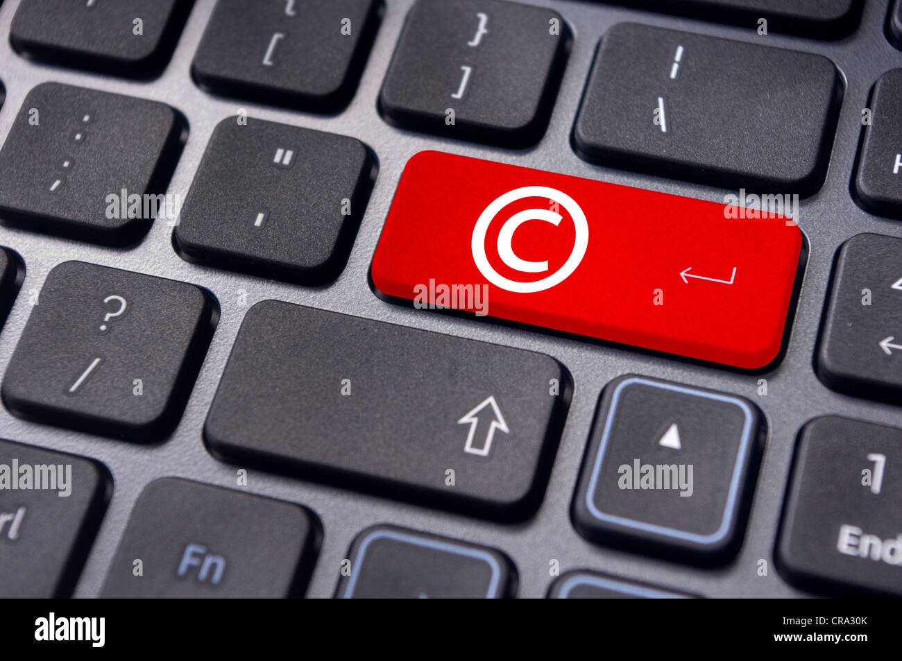 Symbol for copyright on keyboard gallery symbol and sign ideas a copyright symbol on keyboard to illustrate the concepts stock a copyright symbol on keyboard to buycottarizona Images
