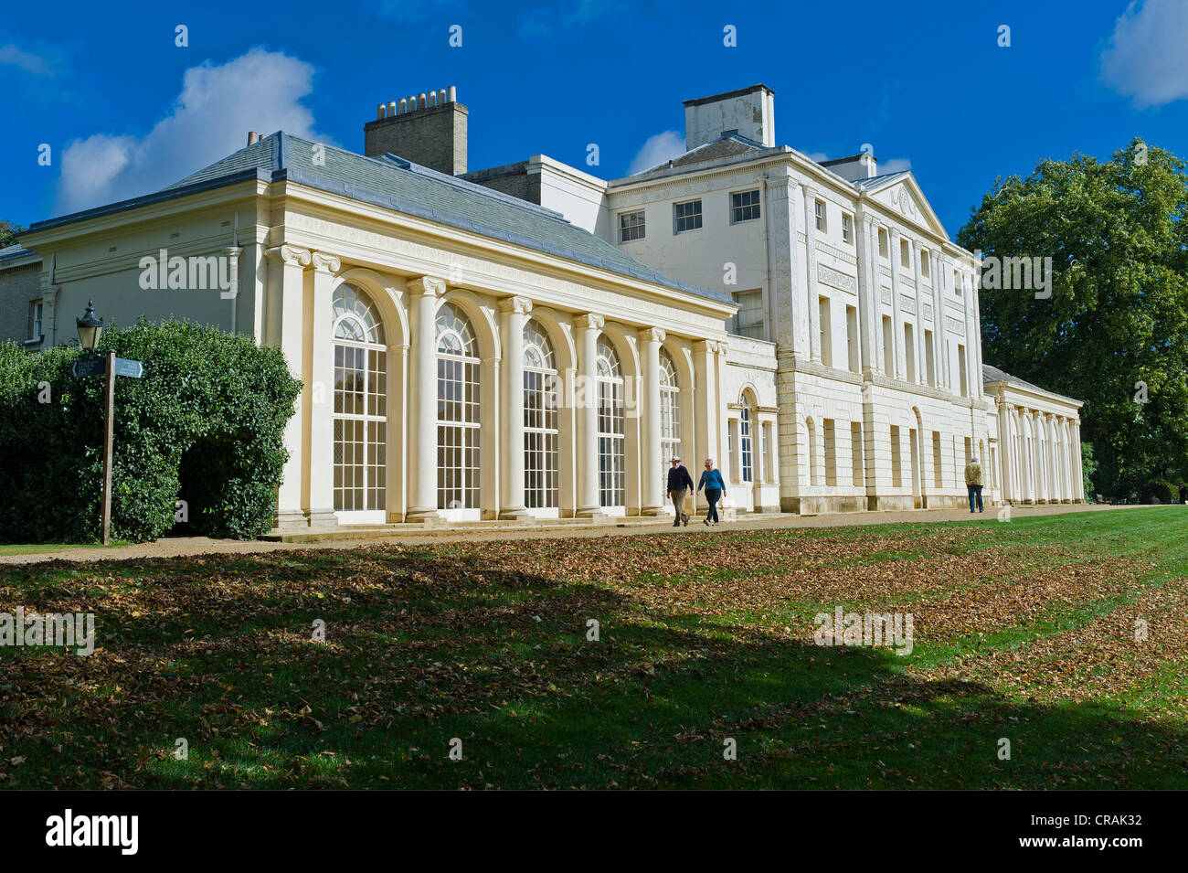 Kenwood House Neoclassical Stately Home Hampstead Heath