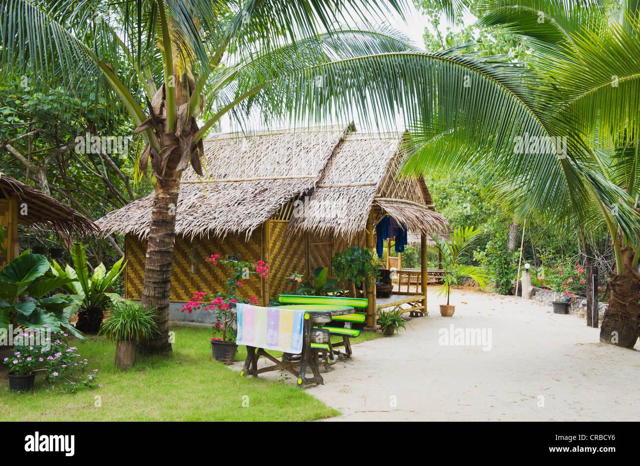 banana bungalow thailand