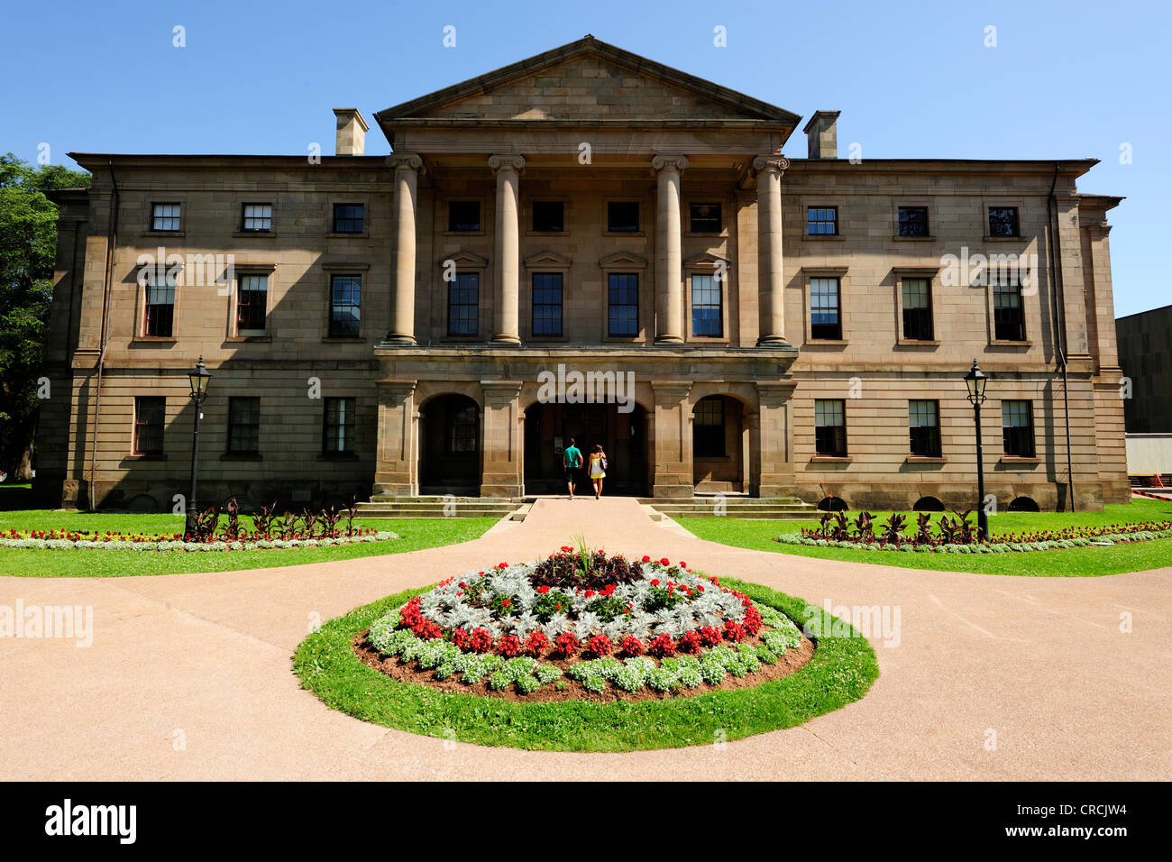 Province house parliament building charlottetown prince for Pei home builders