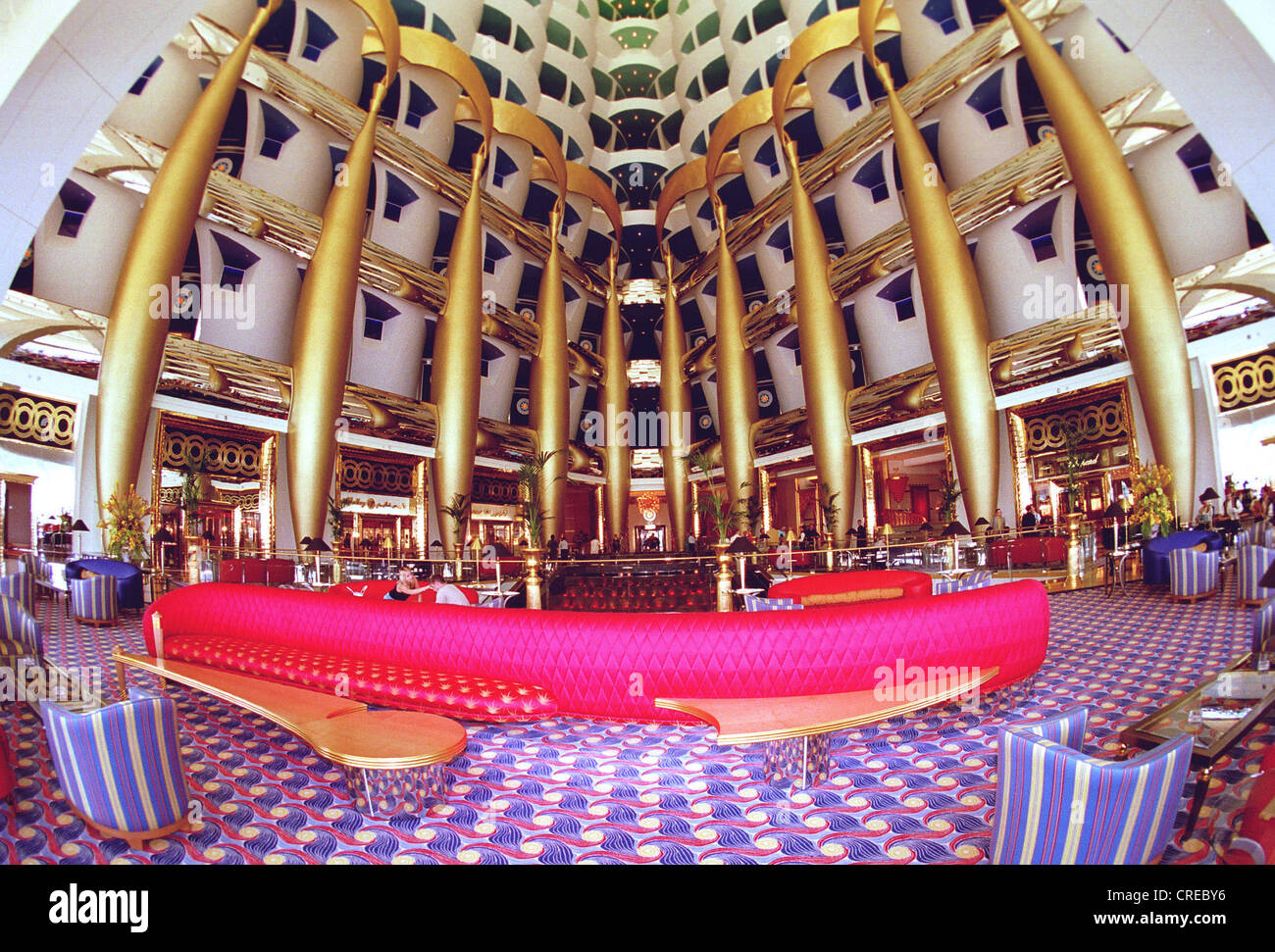 Burj al arab the most expensive hotel in the world dubai for Most expensive suite in dubai