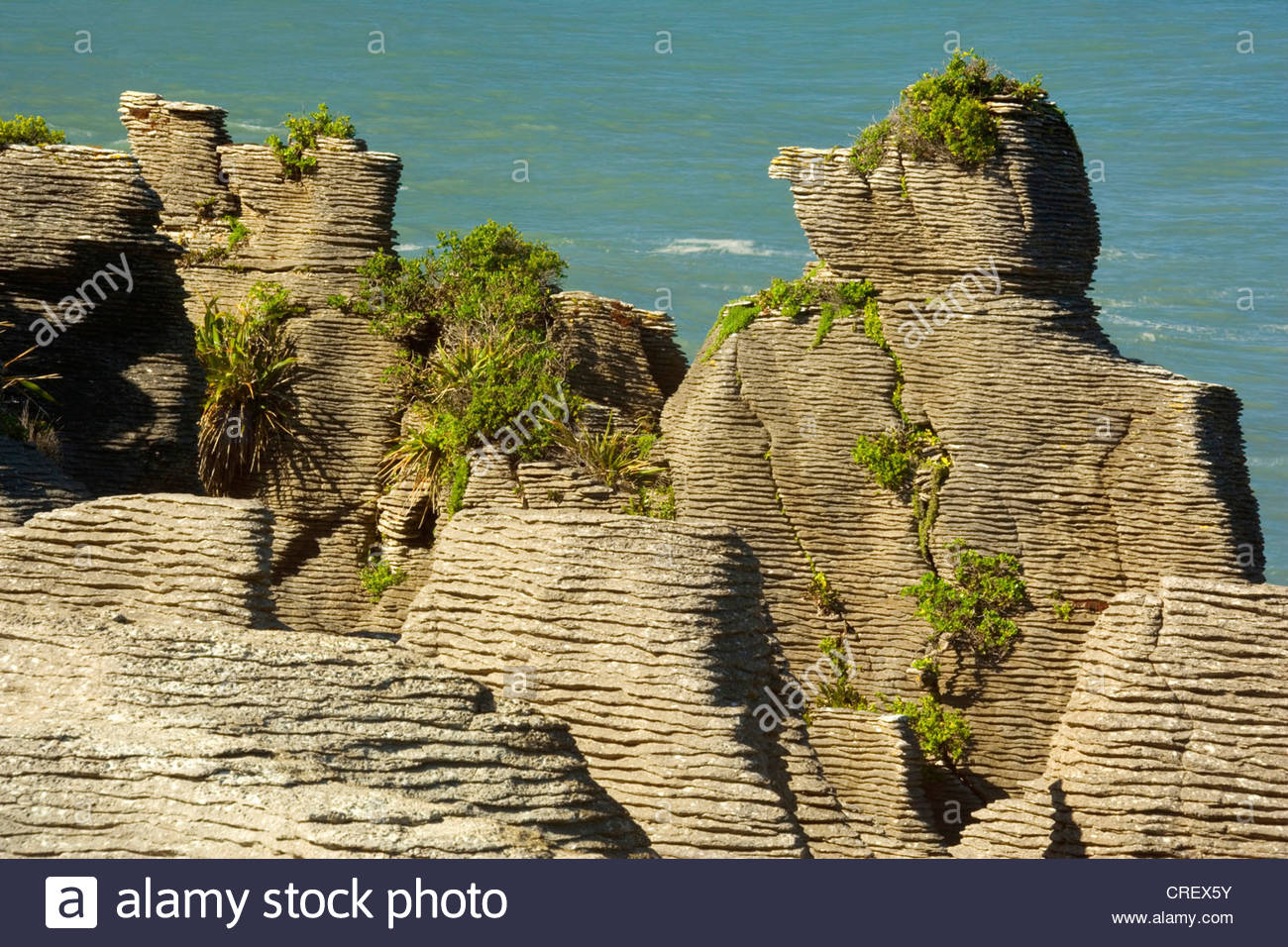 Famous rock formations