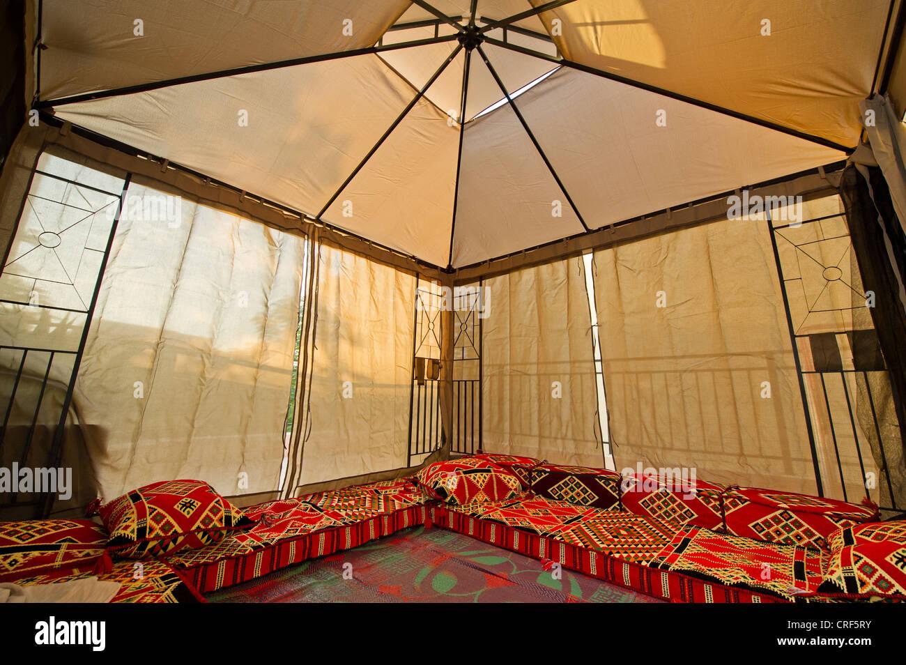 Interior Dubai Arabic Arab Inside Living Livingroom Sleep Bedouin