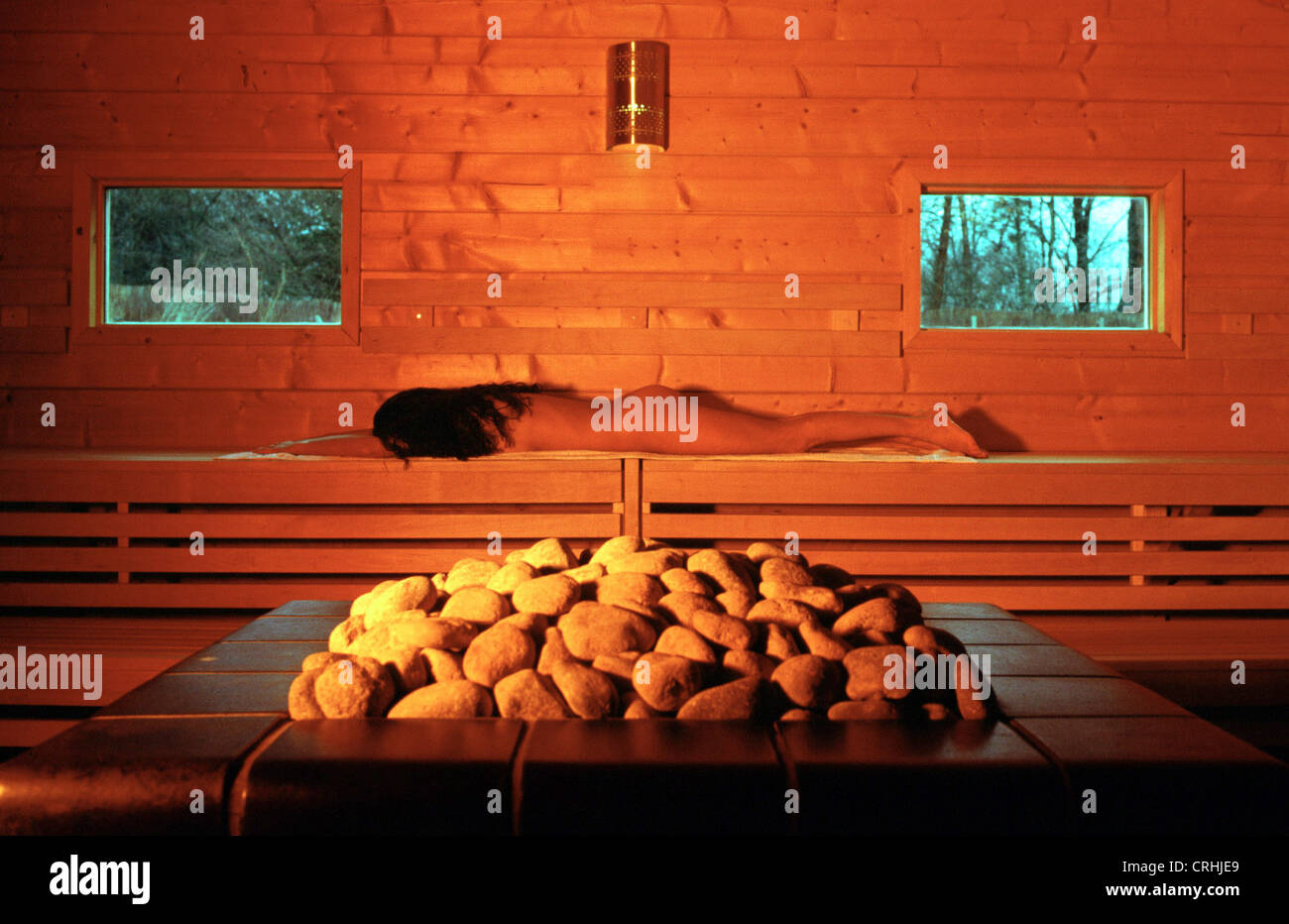 sigmaringen germany sauna in finnish log cabin sauna stock photo royalty free image 48945521. Black Bedroom Furniture Sets. Home Design Ideas