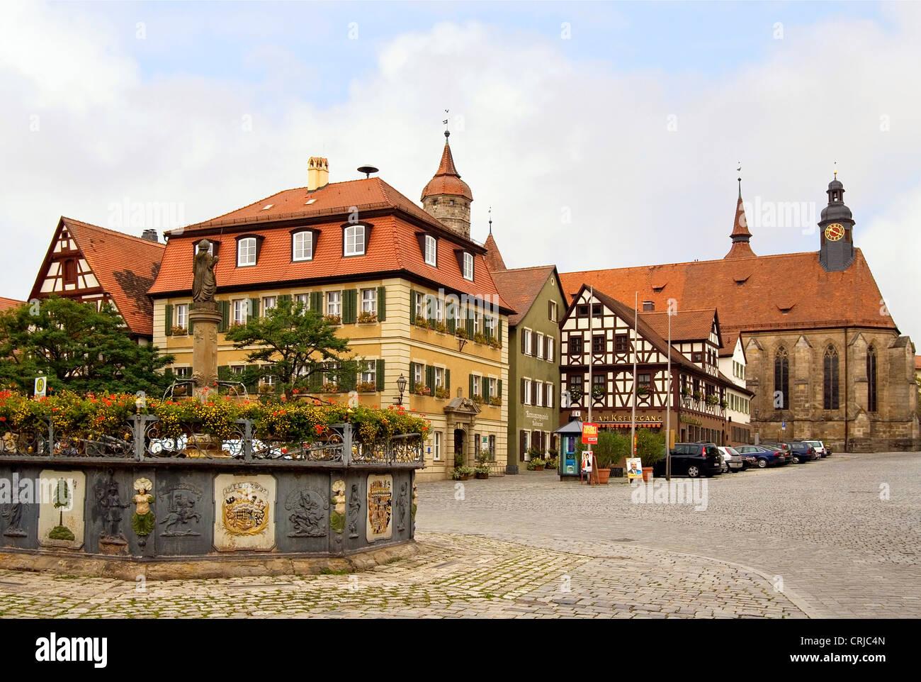 Deutschland Feuchtwangen