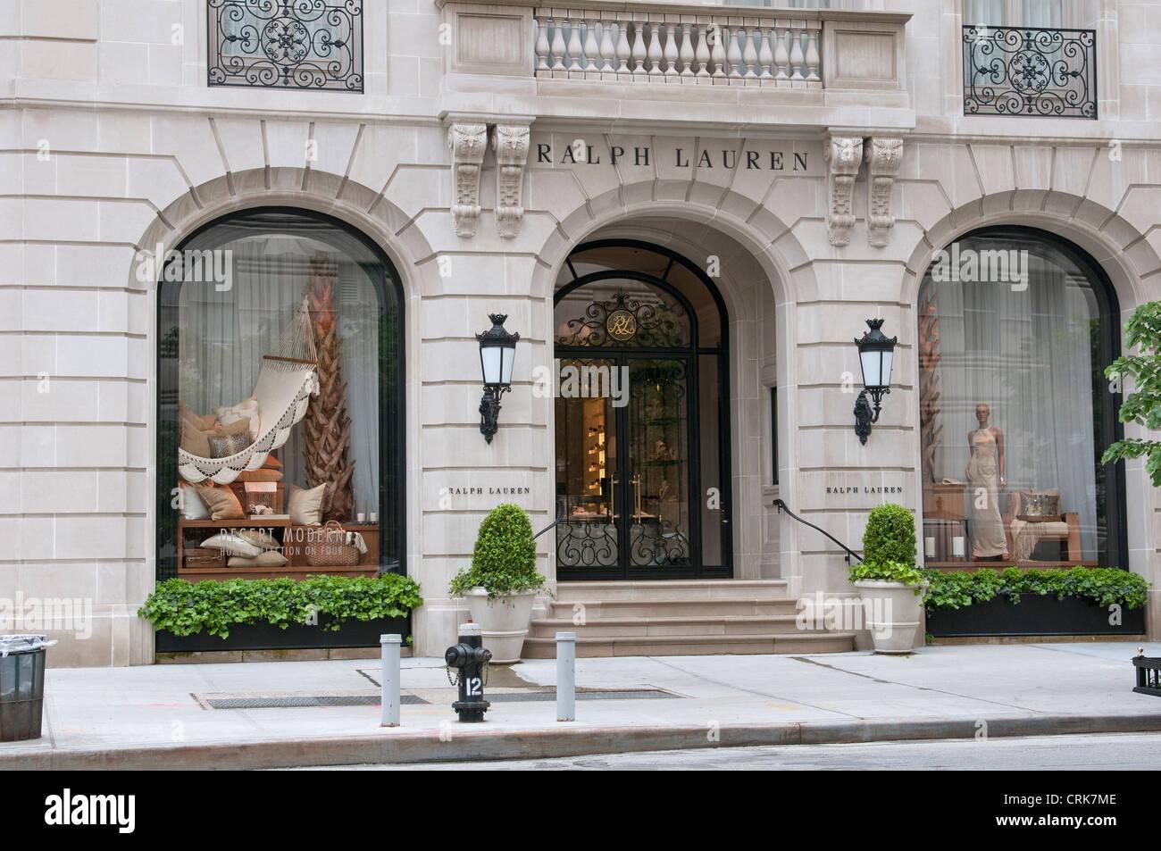 Ralph lauren 625 madison avenue new york for Ralph lauren nyc office