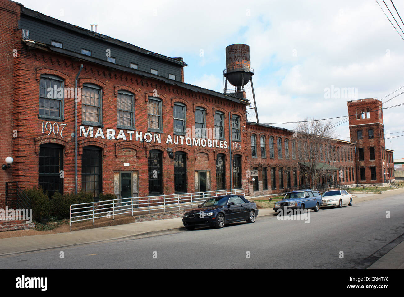 marathon motor works building in nashville tennessee