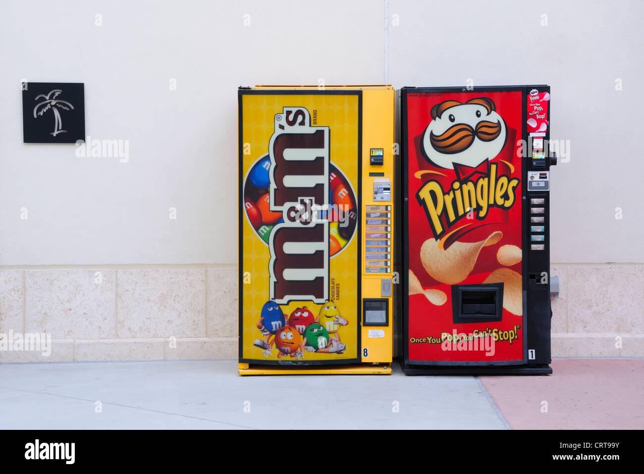 vending machine outlet