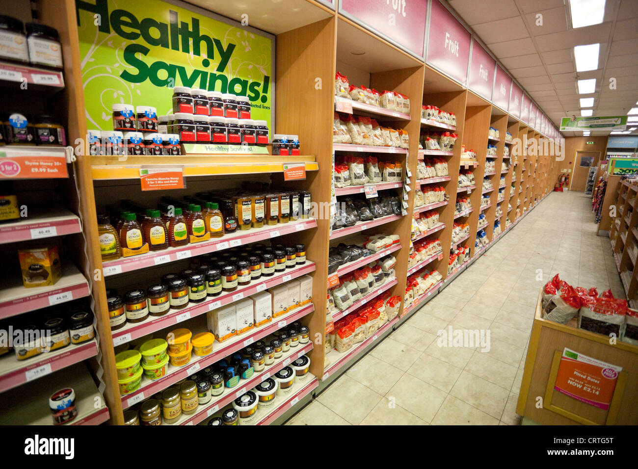 Health Food Shop Uk Stock Photos Health Food Shop Uk Stock within Health Food Shop