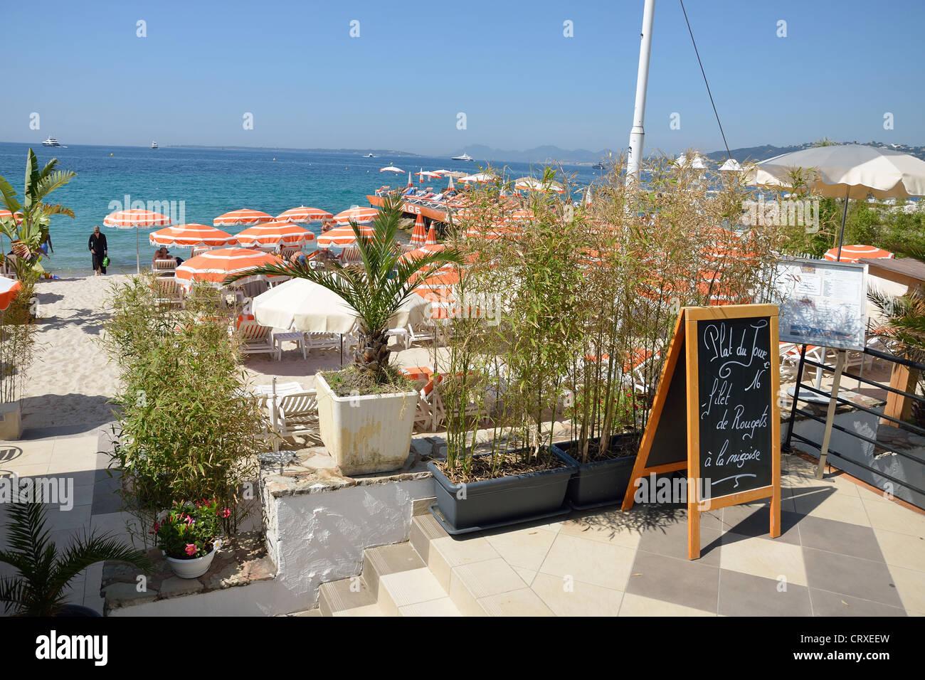 Juan Les Pins Restaurant