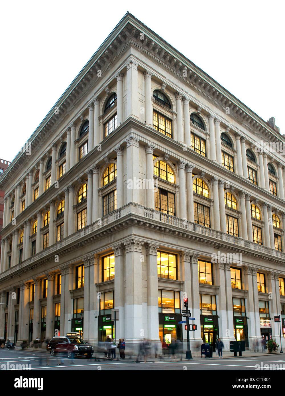 Tiffany building in manhattan new york city usa stock for Tiffany a new york