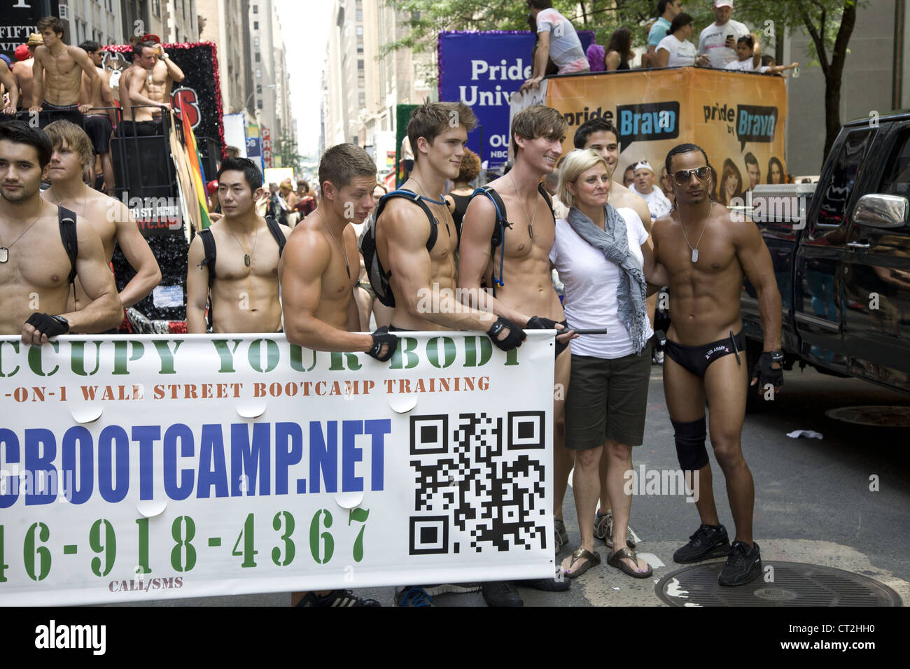 Gay boot camps