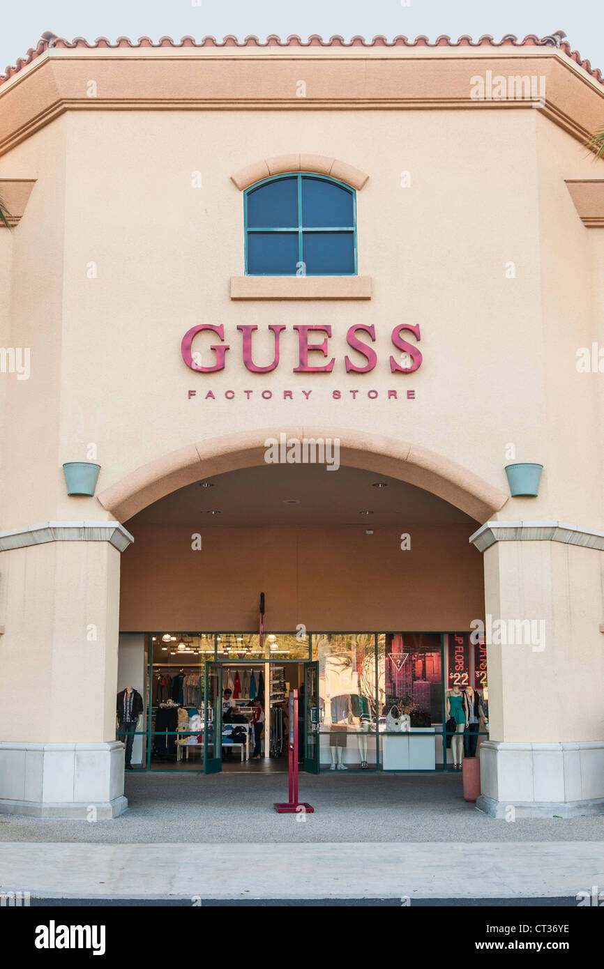 Stock photo stores at the camarillo premium outlets