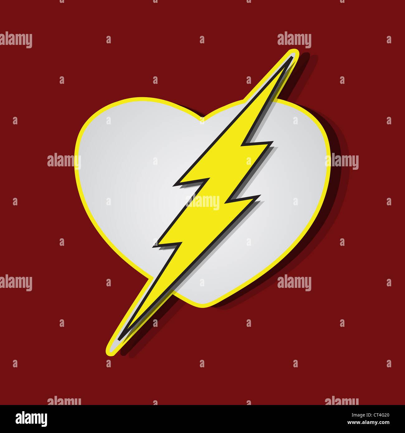 Superhero shields shaped like a heart symbol for strong love superhero shields shaped like a heart symbol for strong love buycottarizona