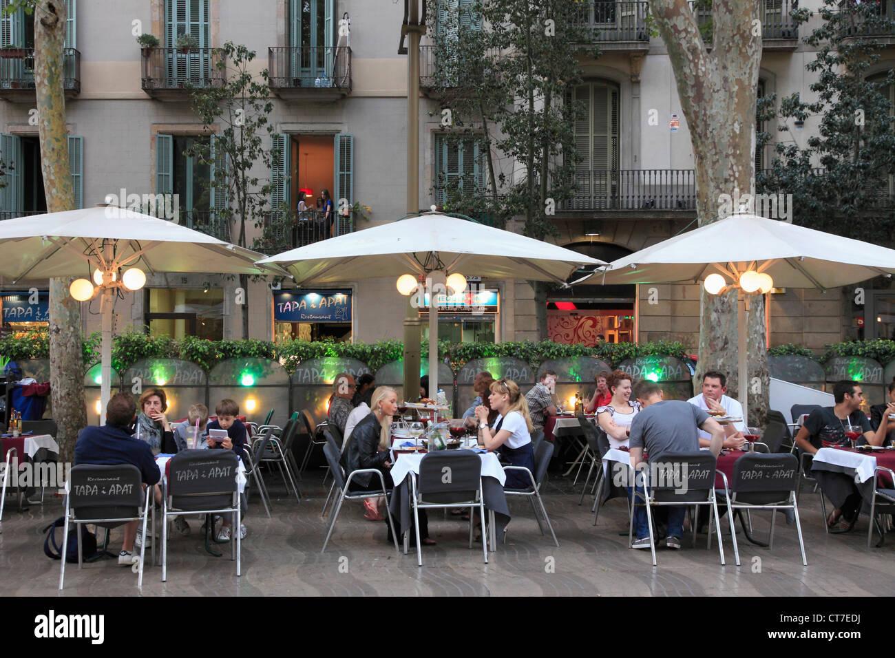 Restaurants In La Rambla Barcelona