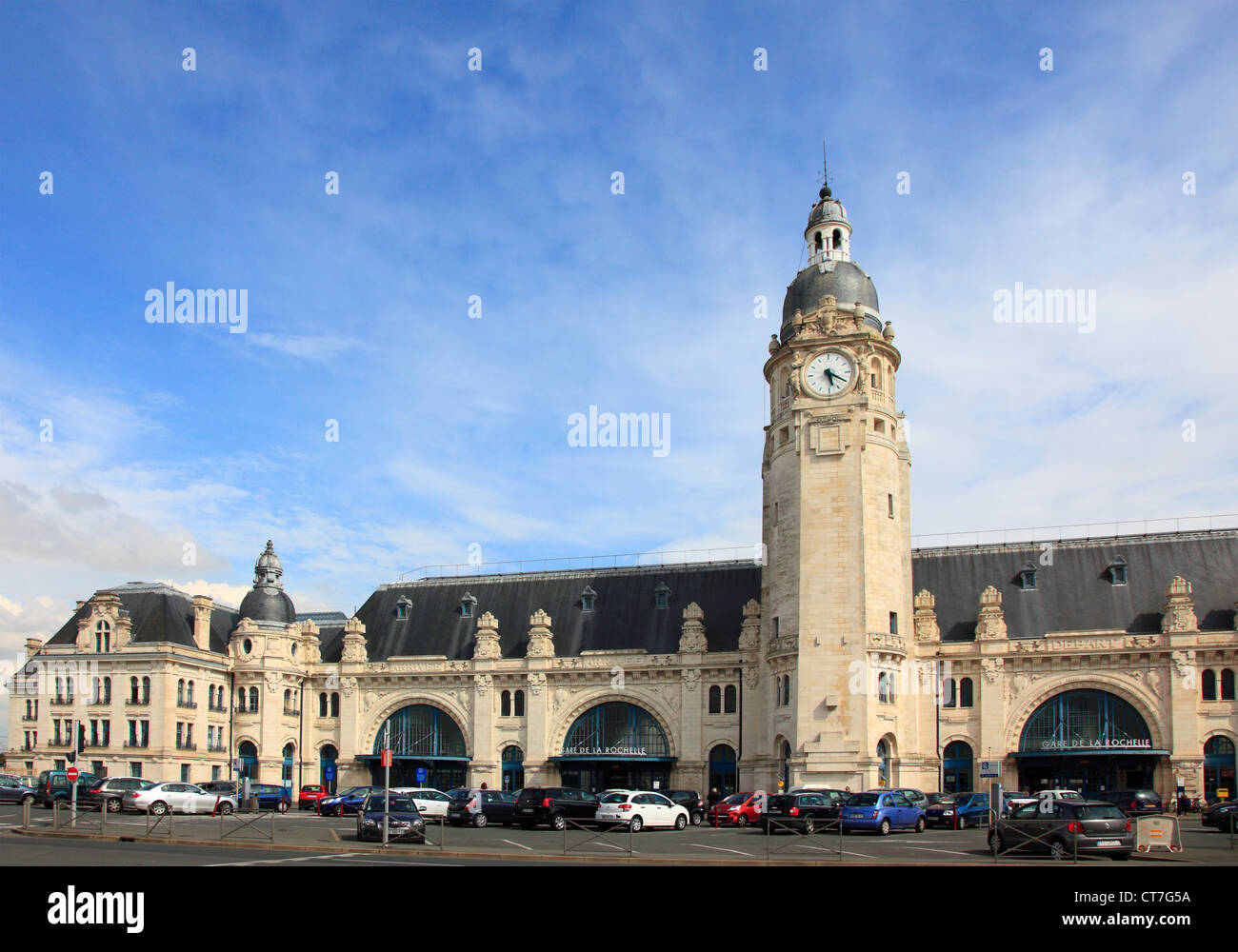 railway stations in poitou charentes. Black Bedroom Furniture Sets. Home Design Ideas