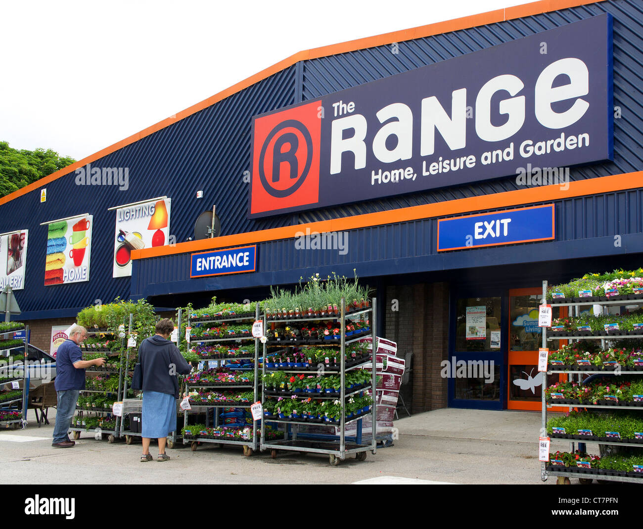Range The Seattle Store ~ The range a discount home and garden goods store in truro