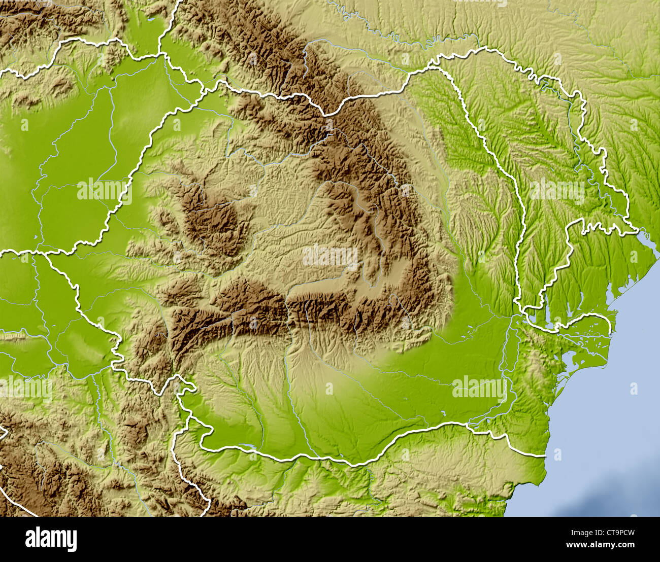 Relief Map Map Of Dc Comics Cities Map Of Jesus Life - Jamaica shaded relief map 1968