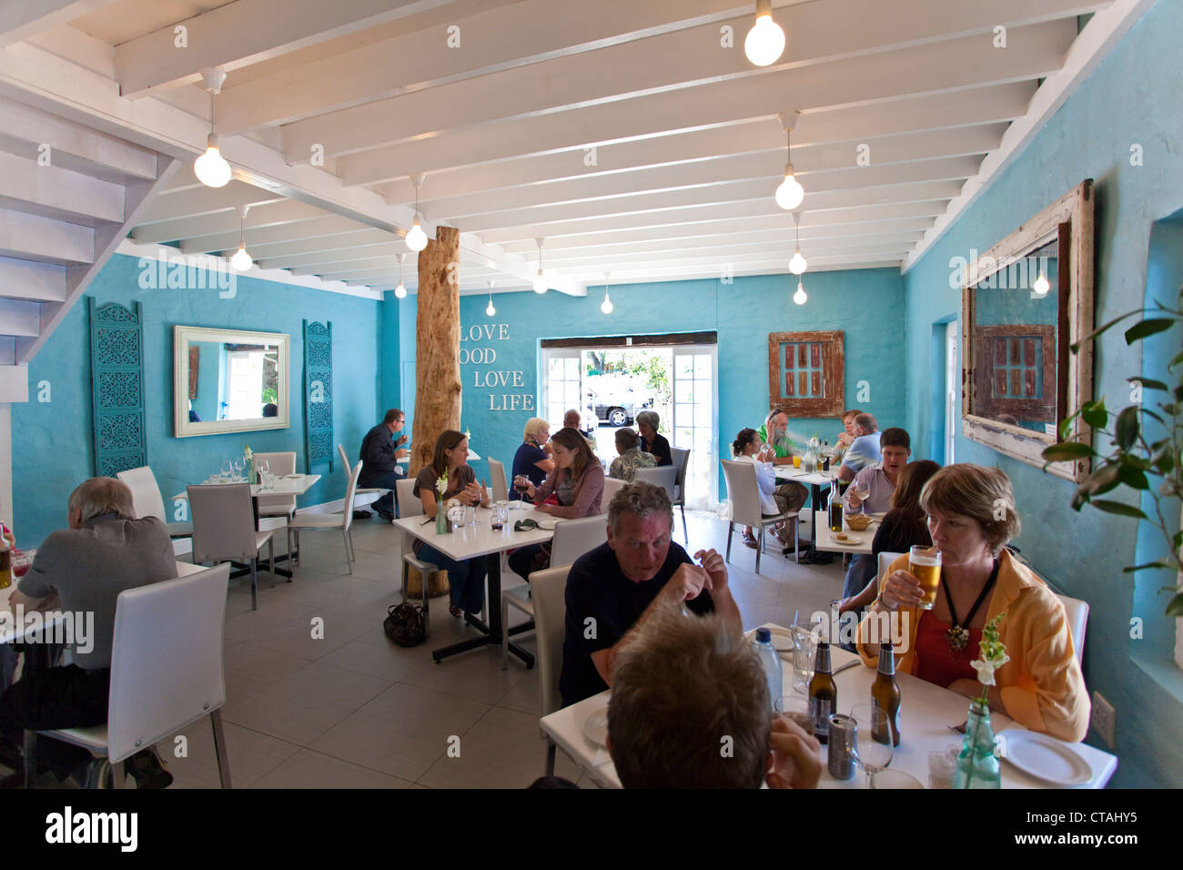 The restaurant foodbarn noordhoek western cape south for Food barn noordhoek