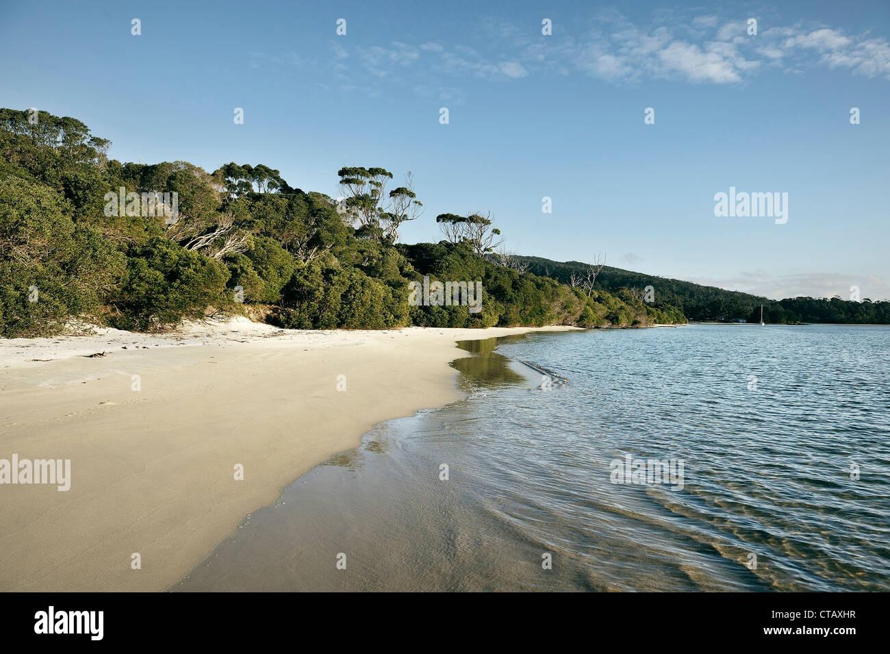 Southport (Tasmania) Australia  city photos gallery : ... Bay at the sout east cap, coastline, Southport, Tasmania, Australia