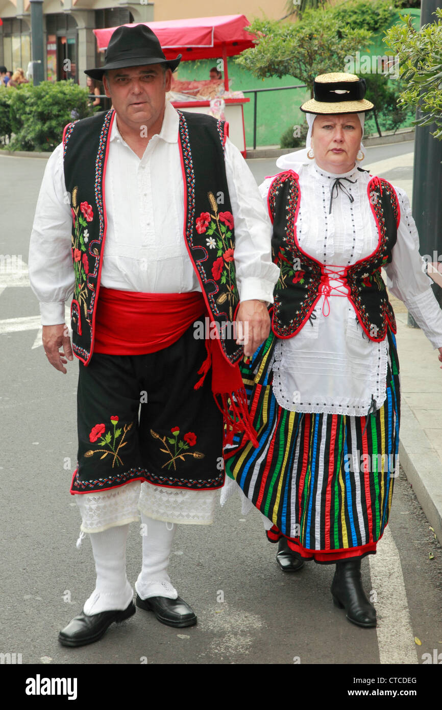 Canary Islands Dress