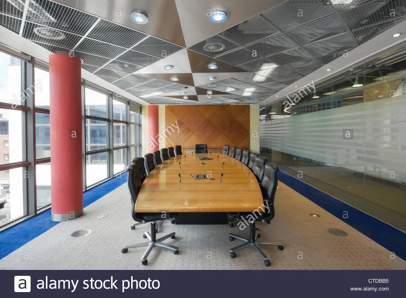 modern open plan interior office space. Modern Open Plan Interior Office Space A