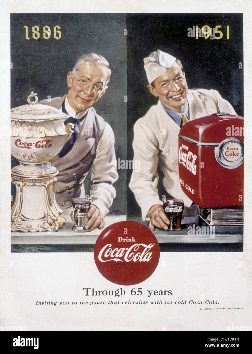 Coca cola ads images amp pictures becuo - 1920s Advertisements Coca Cola Images Amp Pictures Becuo Coca Cola Advertisement From 1951 In Life
