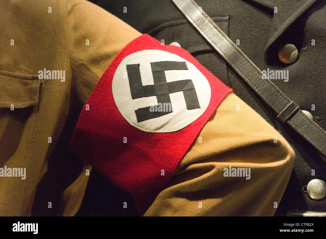 Nazi uniform female