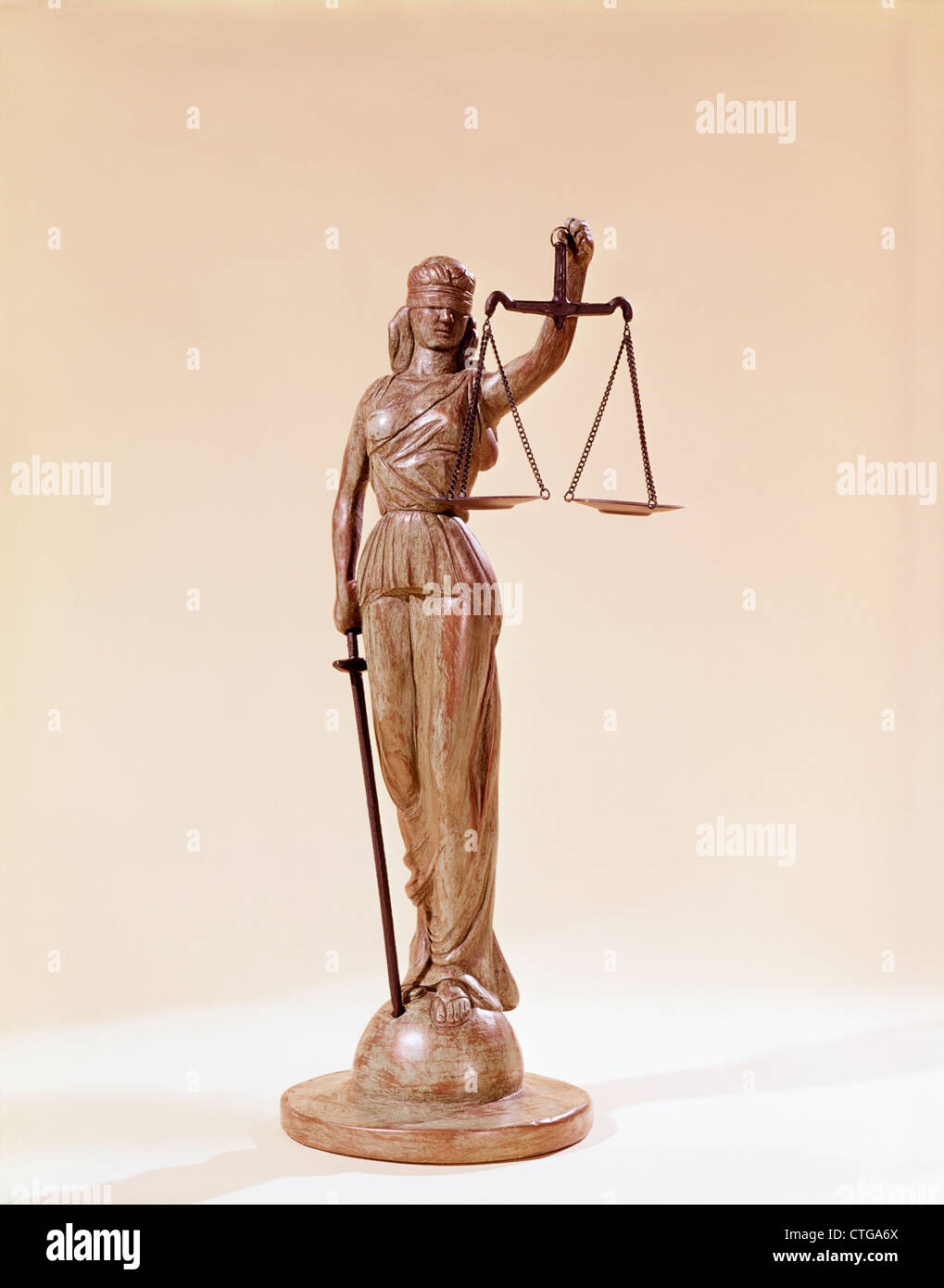 Statue blind justice holding scales of truth and fairness stock statue blind justice holding scales of truth and fairness buycottarizona